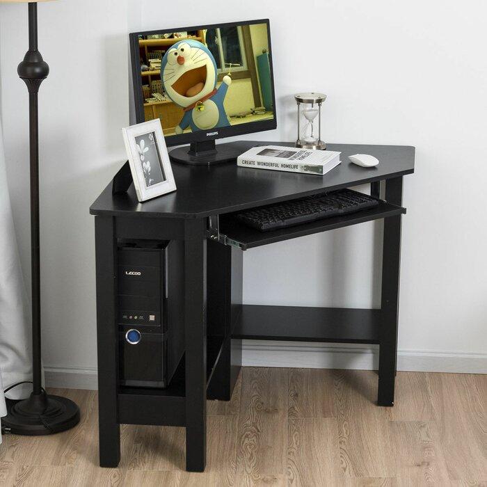 Cool Folkeste Corner Computer Desk Complete Home Design Collection Papxelindsey Bellcom
