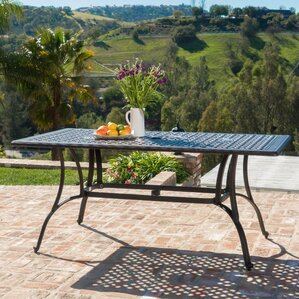 Metal Patio Tables | Wayfair