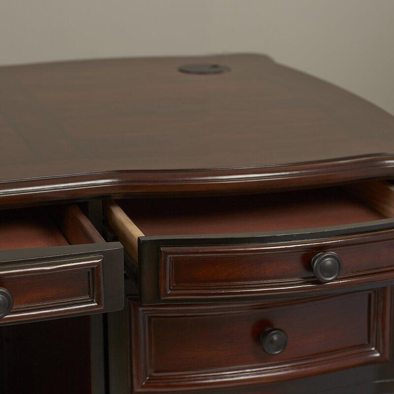Astoria Grand Shannondale Executive Desk Amp Reviews Wayfair