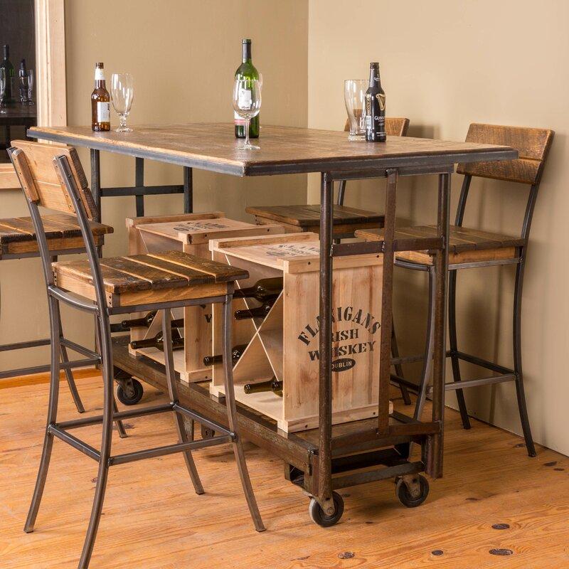 Trent austin design newport pub table reviews wayfair for Cie publication 85 table 2