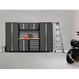 Bold 3 0 7 Piece Storage Cabinet Set