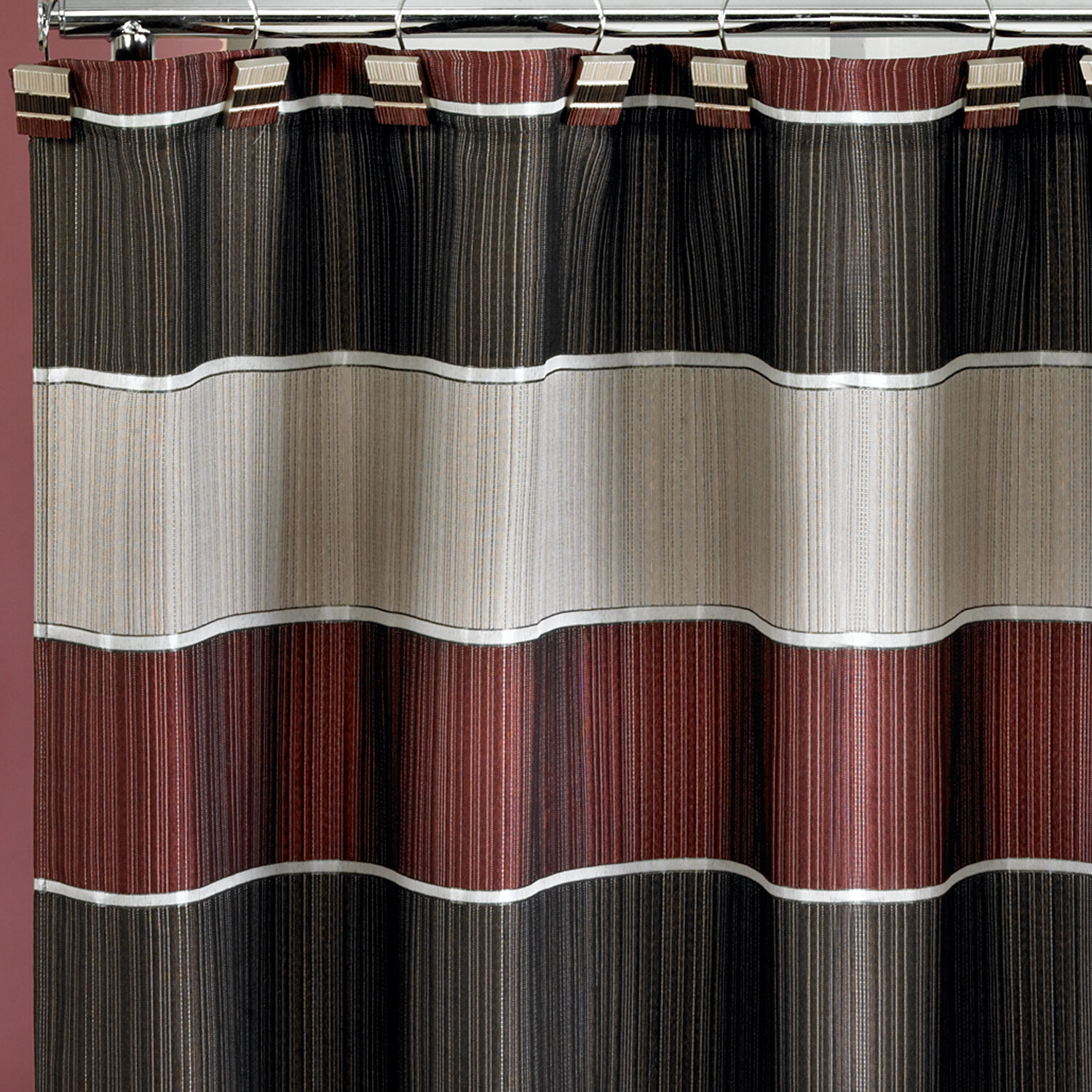 Darby Home Co Jayceson Shower Curtain Reviews