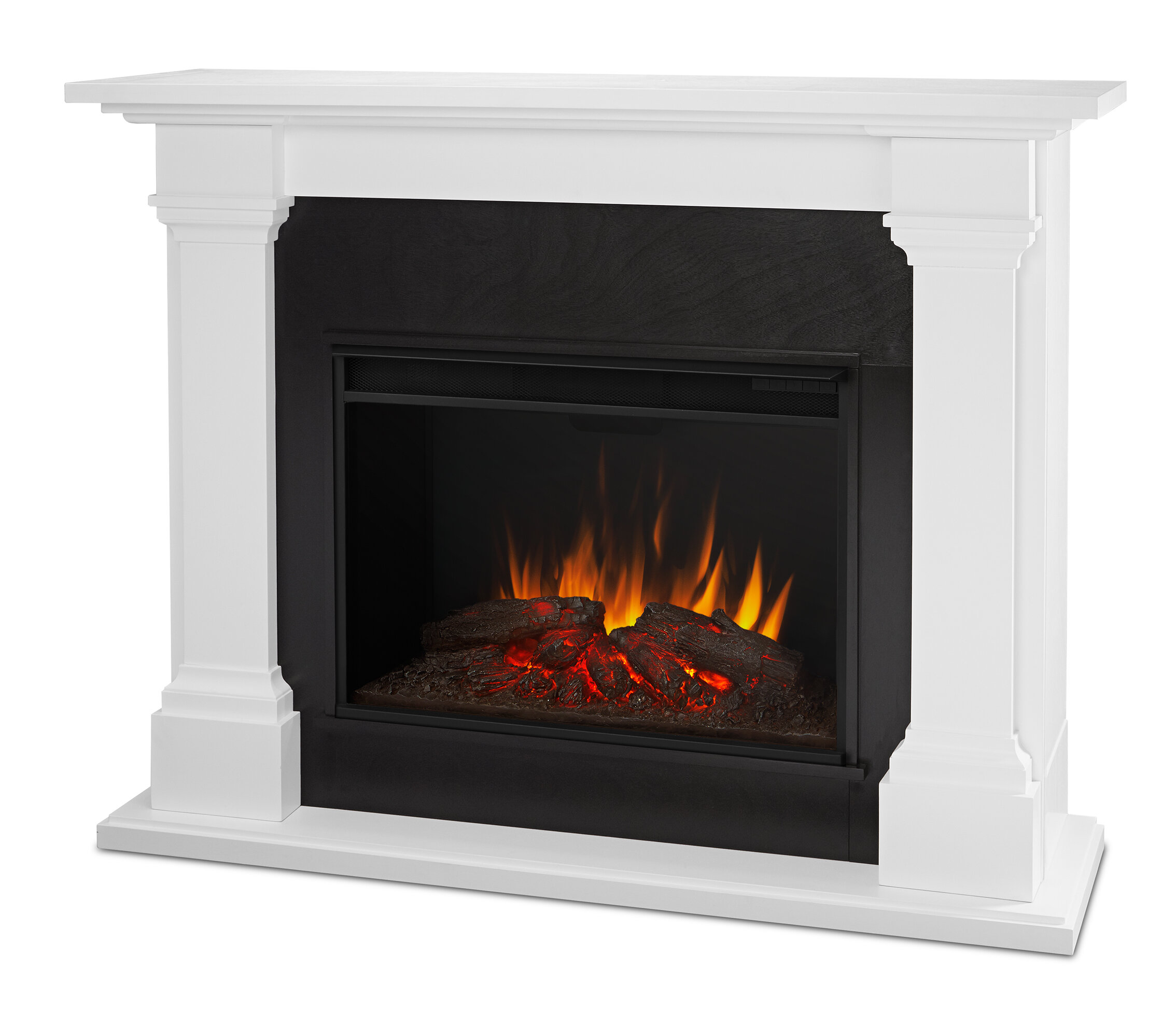 62849dc0ecaf Real Flame Callaway Grand Electric Fireplace   Reviews
