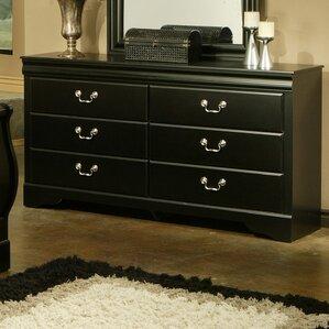 Regency 6 Drawer Dresser by Sandberg F..