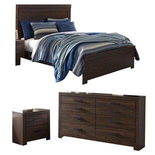 fritsche platform configurable bedroom set - Platform Bedroom Sets