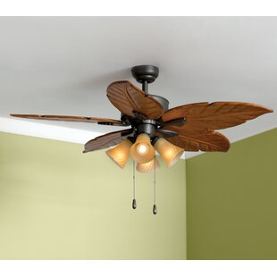 Ceiling fan for kids room wayfair 52 st marks 5 blade ceiling fan aloadofball Gallery