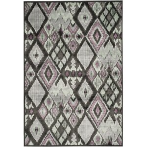 Saint-Michel Charcoal Area Rug