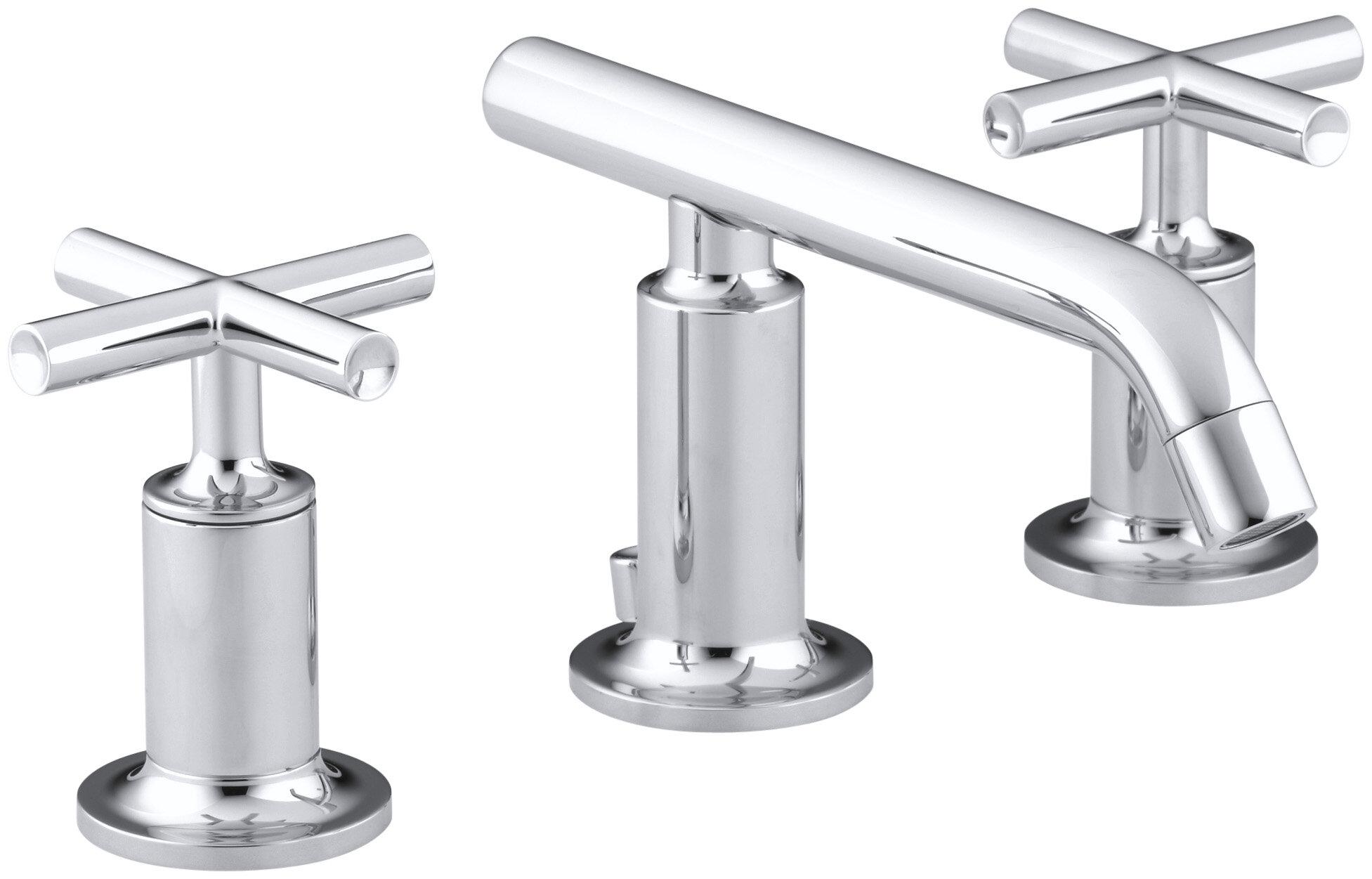 gooseneck with spout fluid bingley hardware signature faucet swivel hole front faucets black kitchen shop single lp