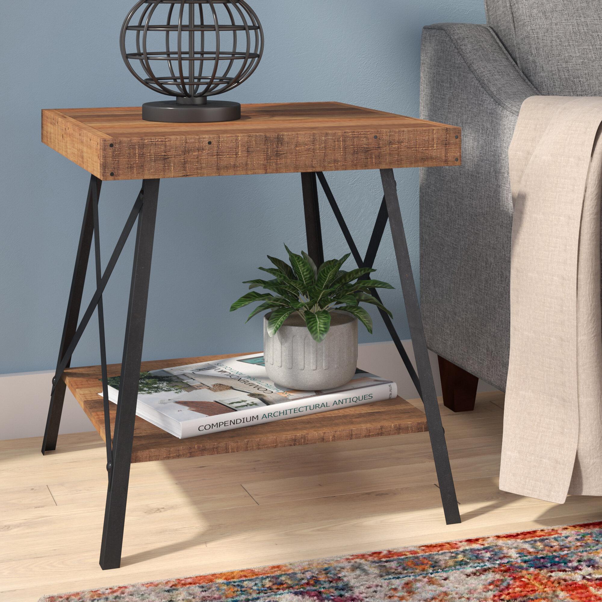 Kinsella Coffee Table: Trent Austin Design Kinsella End Table