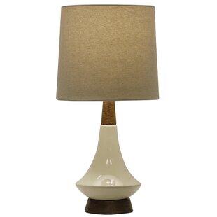 Modern contemporary retro table lamps allmodern villela retro 19 table lamp aloadofball Choice Image