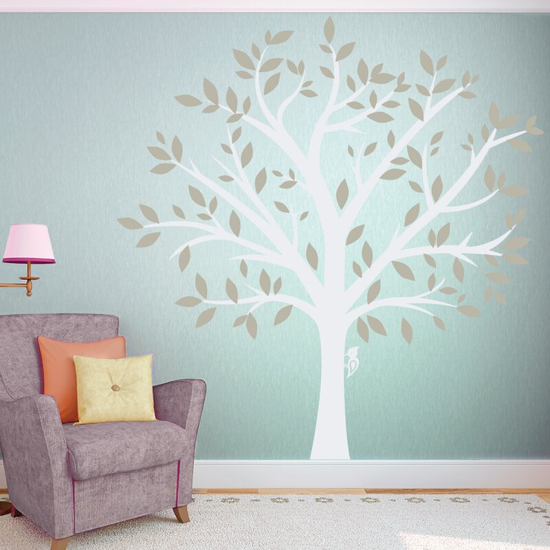 Beau Large Family Tree Wall Decal