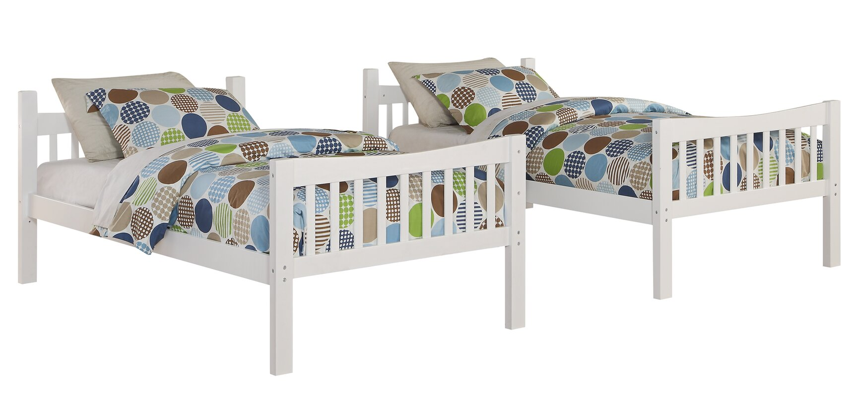 Angel Line Fremont Twin Over Twin Bunk Bed Amp Reviews Wayfair