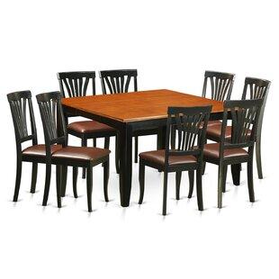 Parfait 9 Piece Dining Set