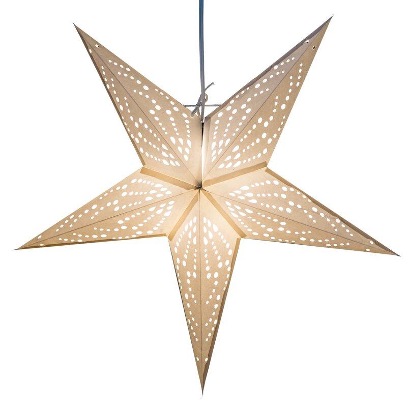 Frozen Paper Star Light
