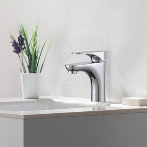 Aquila Single Hole Single Handle Bathroom Faucet