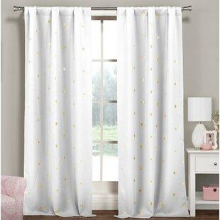 Baby Girl Nursery Curtains