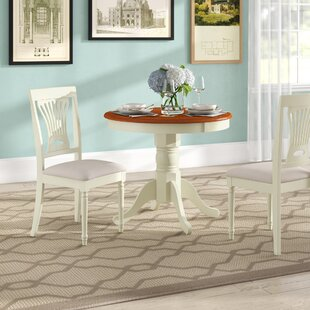 Almaraz 3 Piece Breakfast Nook Dining Set Sale