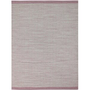 Latimer Hand-Woven Pink Area Rug