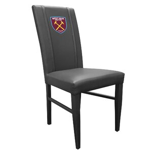 West Ham United Crest Logo Upholstered Dining Chair