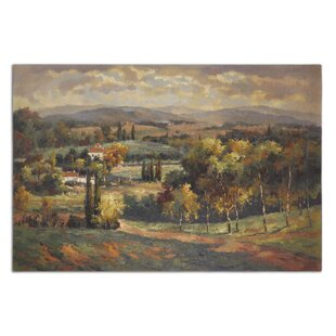 U0027Scenic Vista Printu0027 On Canvas. By Uttermost