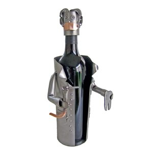 Dentist 1 Bottle Tabletop Wine Rack