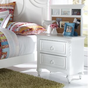 Jamari  2 Drawer Nightstand
