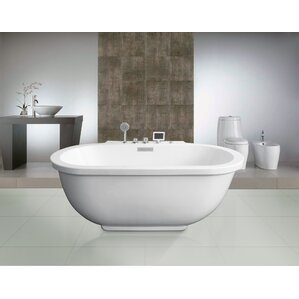 Bathroom Jet Tubs whirlpool tubs you'll love | wayfair