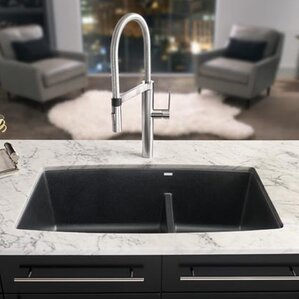 Granite Undermount Kitchen Sinks undermount kitchen sinks you'll love | wayfair
