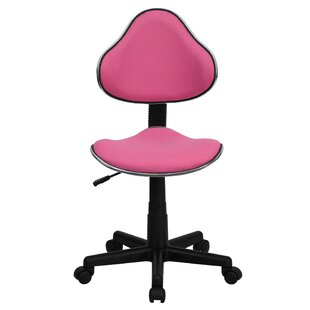 Pink Office Chairs You\'ll Love | Wayfair