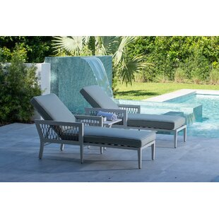 Echo Bay Lounge Seating Group With Cushion
