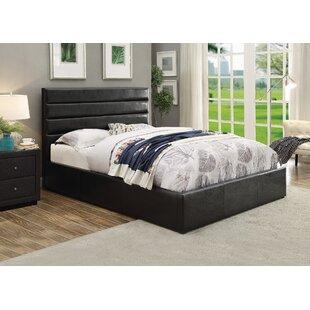 hydraulic lift storage bed wayfair. Black Bedroom Furniture Sets. Home Design Ideas