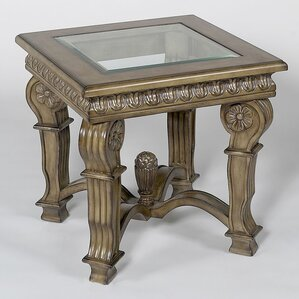 Isabella End Table by Benetti's Italia