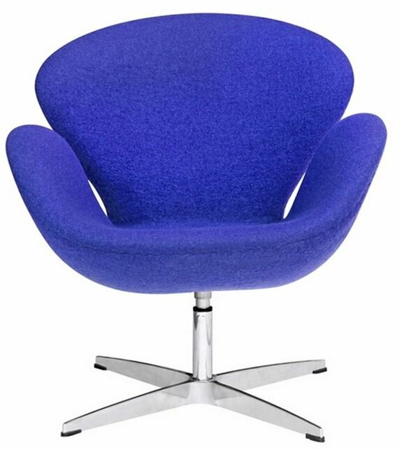 Awesome Swan Swivel Armchair Bralicious Painted Fabric Chair Ideas Braliciousco