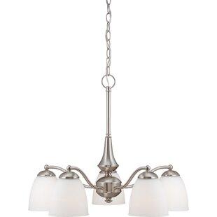 Brushed nickel chandelier wayfair search results for brushed nickel chandelier aloadofball Gallery