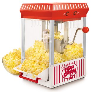 Popcorn Machines, Makers & Accessories You'll Love in 2019 | Wayfair