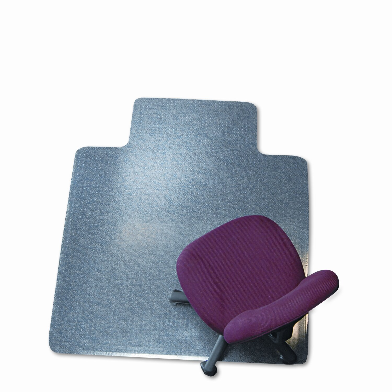 e s robbins 45x53 lip chair mat professional series anchorbar for
