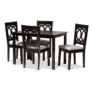 Bothell 5 Piece Dining Set