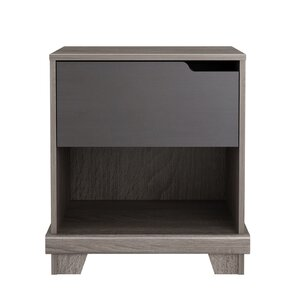 Waterloo 1 Drawer Nightstand