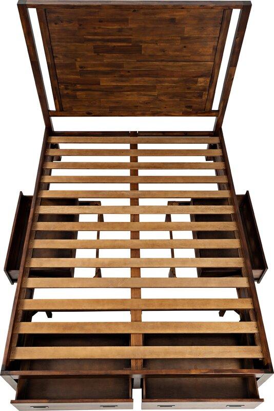 Loon Peak Oilton Storage Platform Bed & Reviews
