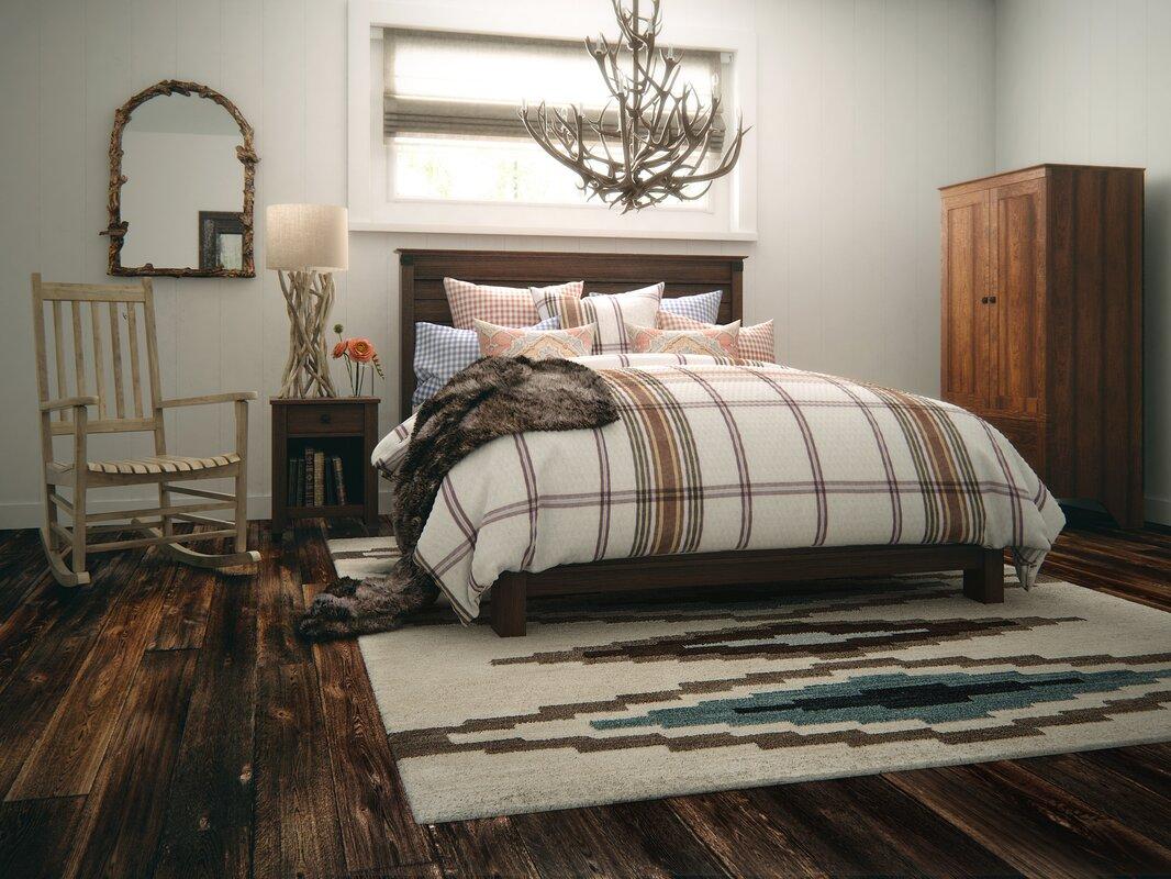 Rocking Bed Frame loon peak standish rocking chair & reviews | wayfair