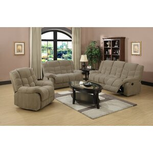 Heaven on Earth 3 Piece Living Room Set by Sunset Trading