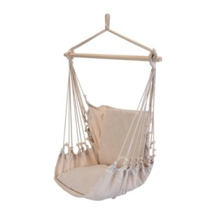Boho Hanging Chair by Selsey Living