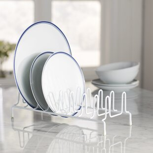 Wayfair Basics Plate Rack & Plate Rack | Wayfair