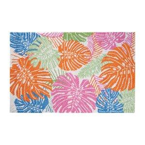 durham palm coastal area rug