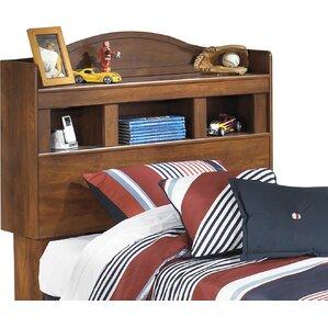 Myrna Bookcase Headboard by Viv + Rae