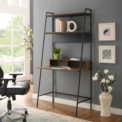 Brown Rectangular Small Desks You Ll Love In 2019 Wayfair