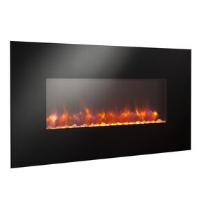 Linear Wall Mount Electric Fireplace by The Outdoor GreatRoom Company