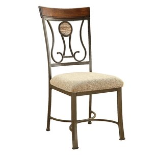 Naperville Upholstered Dining Chair (Set of 2)