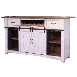 Coralie Wooden Bar Cabinet