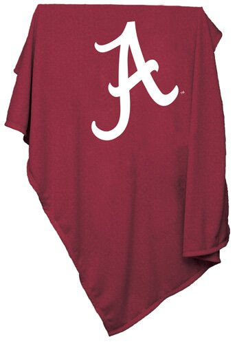 NCAA Team Sweatshirt Blanket